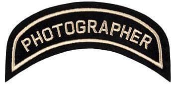 PHOTOGRAPHER (ФОТОГРАФ)
