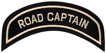 ROAD CAPTAIN (КАПИТАН МАРШРУТА)