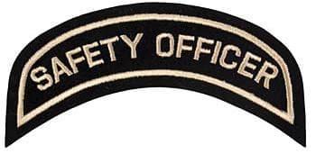 SAFETY OFFICER (ОФИЦЕР ПО ОБЕСПЕЧЕНИЮ БЕЗОПАСНОСТИ КЛУБА)