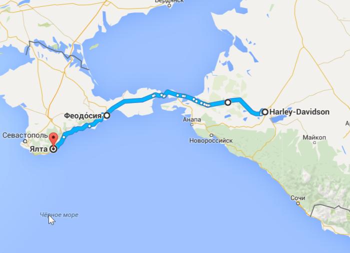 2016-05-13 13_35_10-откуда_ Harley-Davidson; куда_ Ялта, Крым– Google Карты (1)