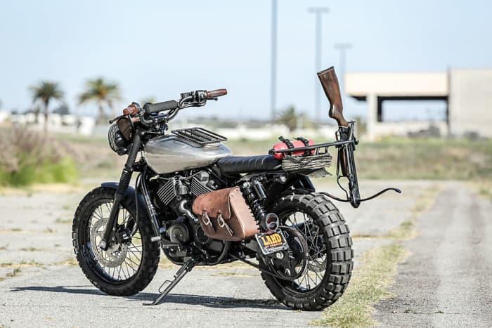 зомби мотоцикл 2