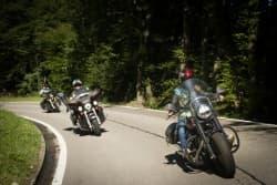 HOG Rally Swiss Harley Days 2017 - PJB