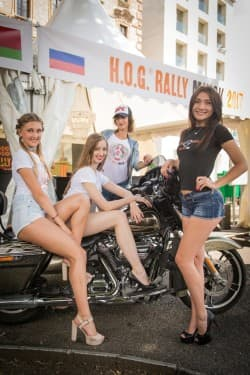 HOG Rally Swiss Harley Days 2017 - PJB